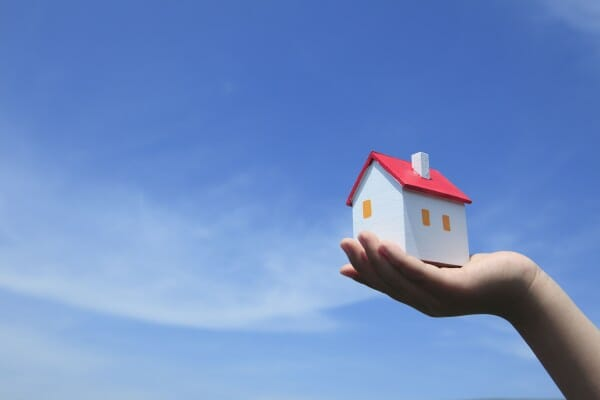家の買い替えイメージ