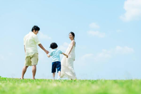 幸せな家族イメージ