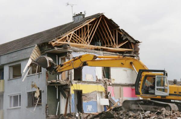 建物解体イメージ