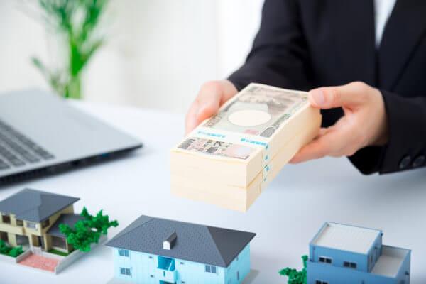 家を売るイメージ