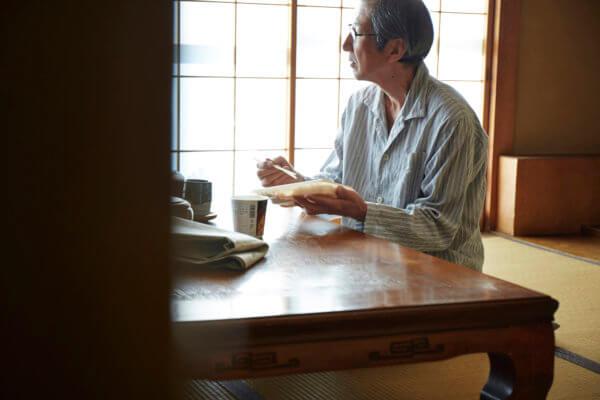 一人暮らし高齢者イメージ