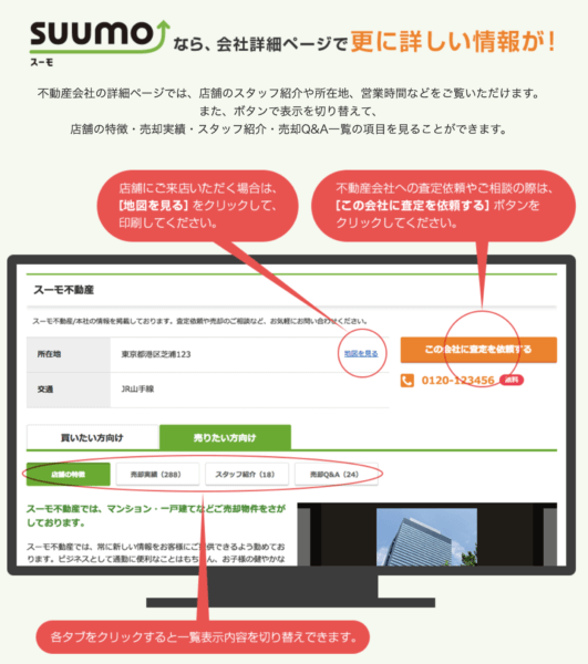 SUUMO画面2
